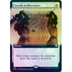 Swords to Plowshares (Extended) FOIL CMR NM
