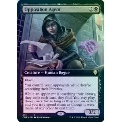 Opposition Agent (Extended) FOIL CMR NM