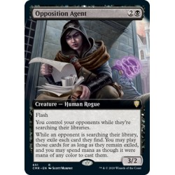 Opposition Agent (Extended) CMR NM
