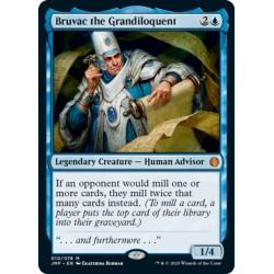 Bruvac the Grandiloquent JMP NM