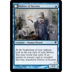 Delver of Secrets ISD NM