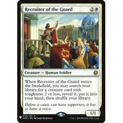 Recruiter of the Guard CN2 (Mystery) NM