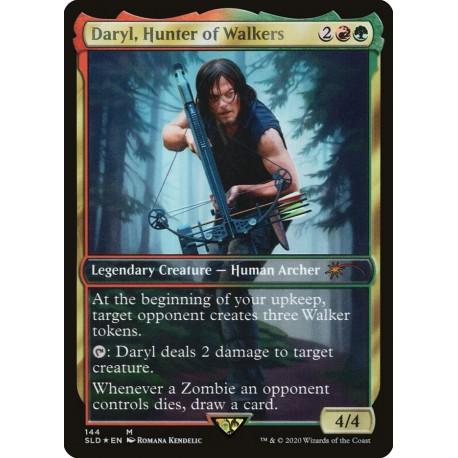 Daryl, Hunter of Walkers FOIL SLD NM
