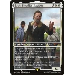 Rick, Steadfast Leader FOIL SLD NM