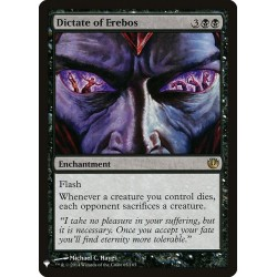 Dictate of Erebos JOU (Mystery) NM