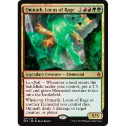 Omnath, Locus of Rage BFZ SP