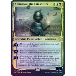 Aminatou, the Fateshifter FOIL C18 MP