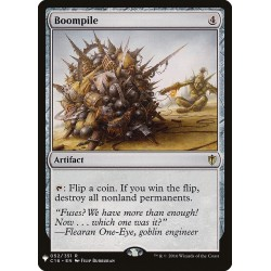 Boompile C16 (Mystery) NM