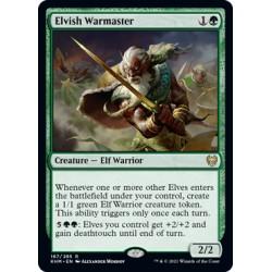 Elvish Warmaster KHM NM