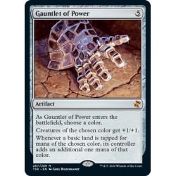 Gauntlet of Power TSR NM