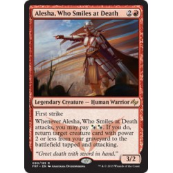Alesha, Who Smiles at Death FRF NM