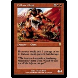 Callous Giant INV NM