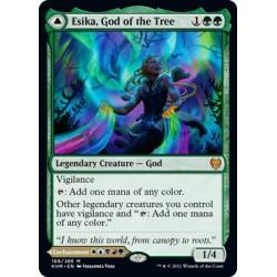 Esika, God of the Tree // The Prismatic Bridge KHM NM