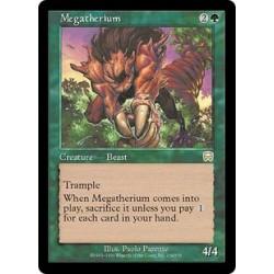 Megatherium MMQ NM