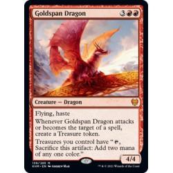 Goldspan Dragon KHM NM