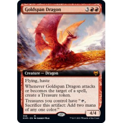 Goldspan Dragon (Extended) KHM NM