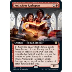 Audacious Reshapers (Extended) C21 NM