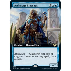 Archmage Emeritus (Extended) STX NM