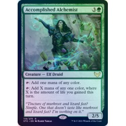 Accomplished Alchemist FOIL STX NM