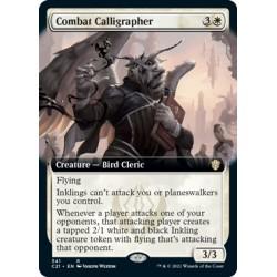 Combat Calligrapher (Extended) C21 NM