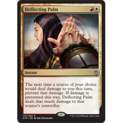 Deflecting Palm KTK NM