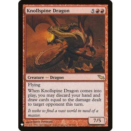 Knollspine Dragon SHM (Mystery) NM