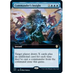 Commander's Insight C21 NM