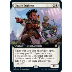 Digsite Engineer (Extended) C21 NM