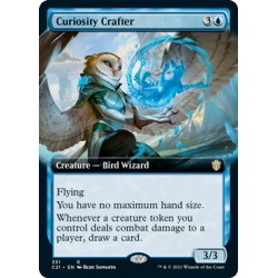 Curiosity Crafter (Extended) C21 NM