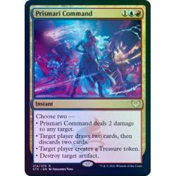 Prismari Command FOIL STX NM