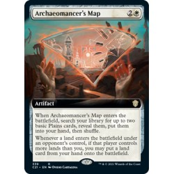 Archaeomancer's Map (Extended) C21 NM